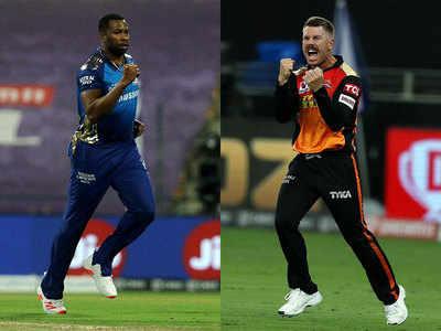 मुम्बई इन्डियन्सलाई १० विकेटले हराउँदै सनराइजर्स हैदराबाद अघिल्लो चरणमा प्रवेश गर्यो