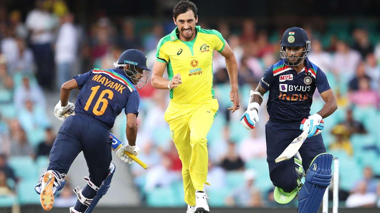 अष्ट्रेलियाले दिएको विशाल लक्ष्य भारतले भेट्टाएन, ६६ रनको हार