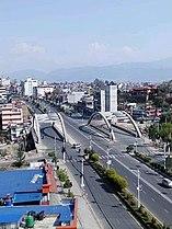 काठमाडौंका सडकमा आधुनिक बत्ती जडान गरिने