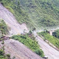 नारायणगढ-मुग्लिन सडकखण्ड फेरी अवरुद्ध